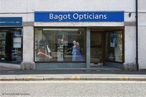 Bagot Opticians Kendal